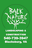 Back To Nature Landscaping and Construction
